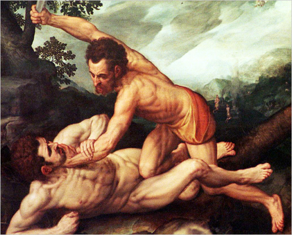 bible story cain and abel