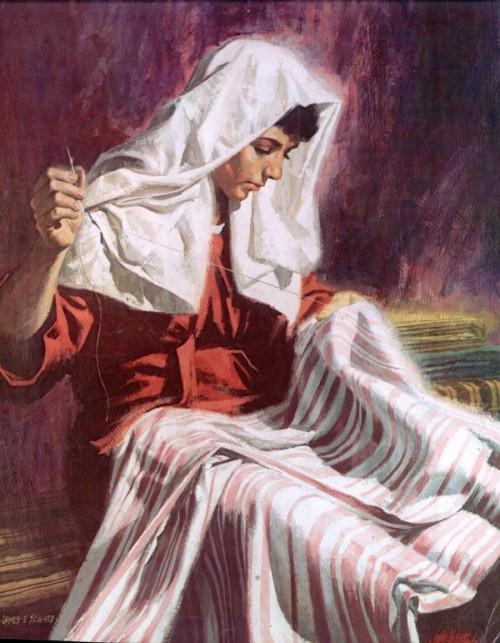 Dorcas Bible Story