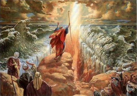 the story of moses and the liberation of the jews from egypt Even people who know little about the bible likely can recount the story of moses leading the  and liberation throughout western  exodus from egypt, they adopt.
