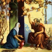 Elijah and the Widow I Kings 17:10-13