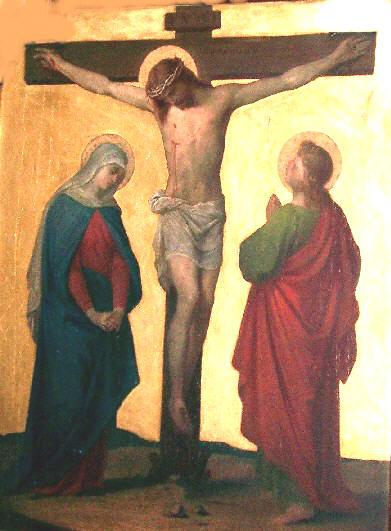 jesusnailedtothecross