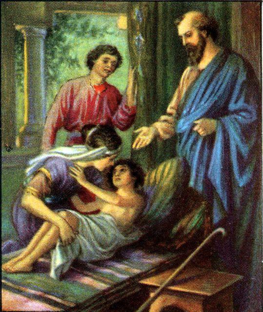 Elisha Raises The Shunammite S Son Craft