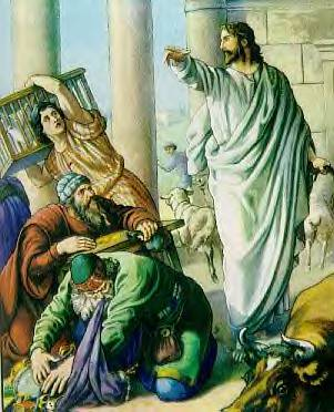 biblelessononjesuscleansingthetemple