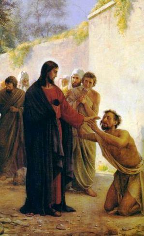 jesushealsaboy