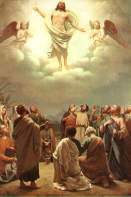 jesusrisingintoheaven