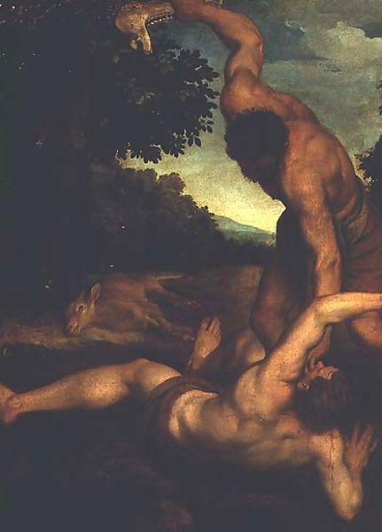 Samson and the Donkey Jaw bone